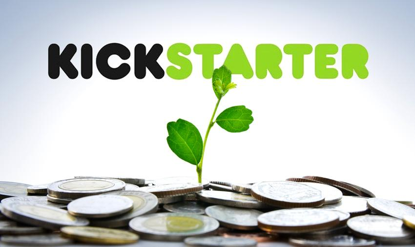 Kickstarter  is a crowd-funding platform that allows people or organizations to launch their creative projects to the public with the goal of generating funding to begin and complete their projects .