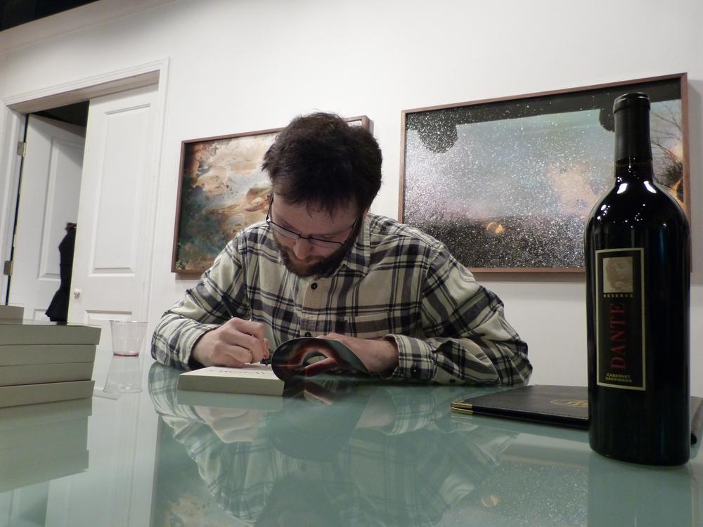 Signing...