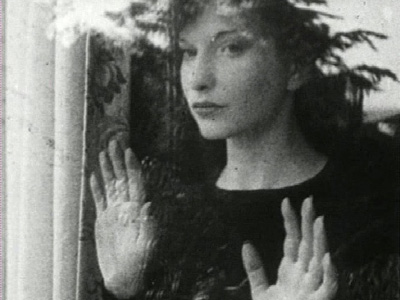 Still from Meshes of the Afternoon (dir.    Maya Deren and Alexander Hammid, USA, 1943)
