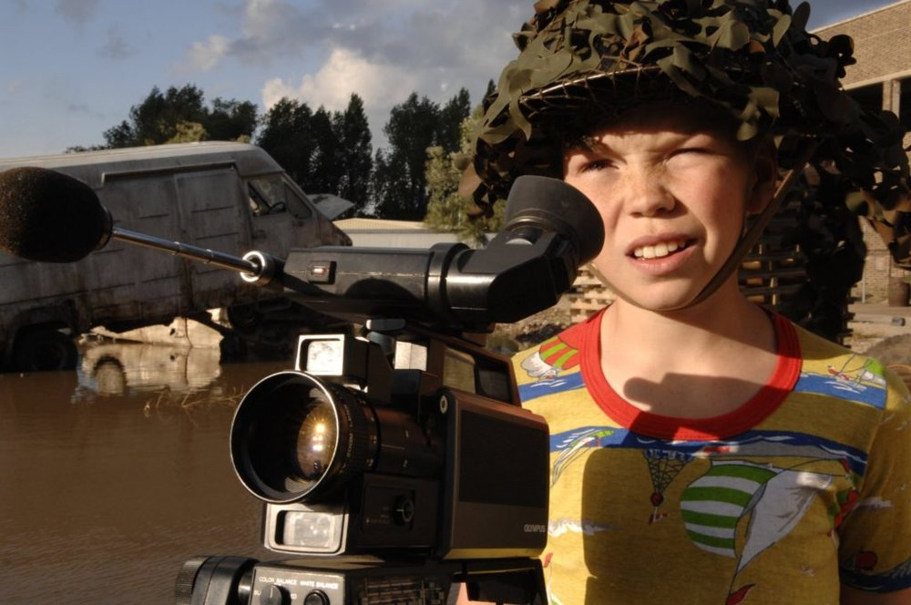 Son of Rambow dir. Garth Jennings, UK, 2007