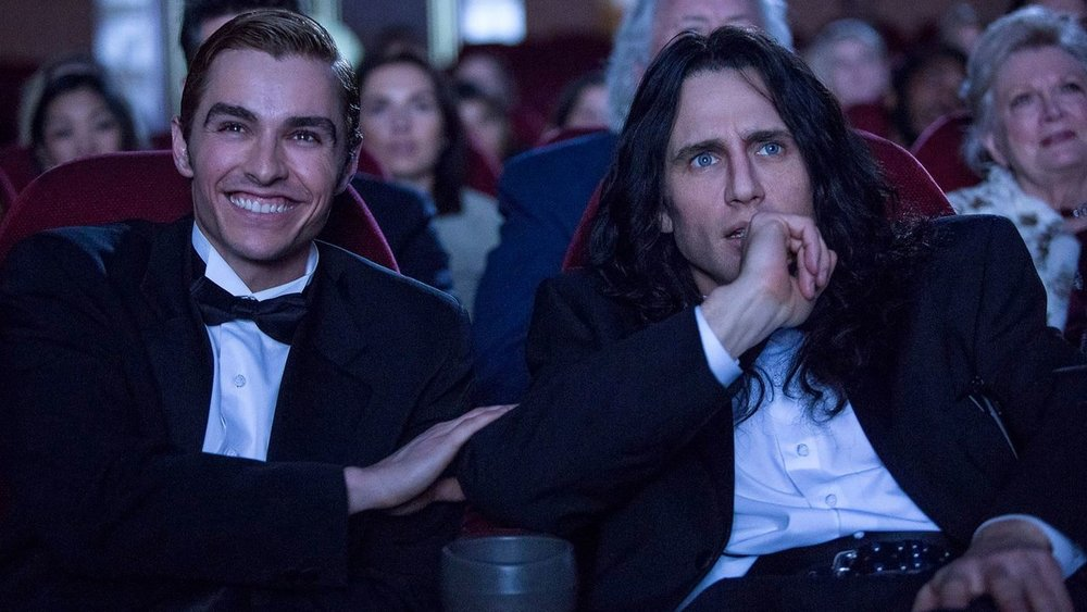 The Disaster Artist  dir. James Franco, USA 2017