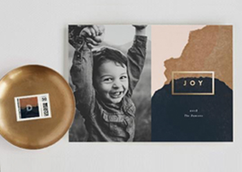 Minted Holiday Cards and Foil-Pressed Holiday Cards