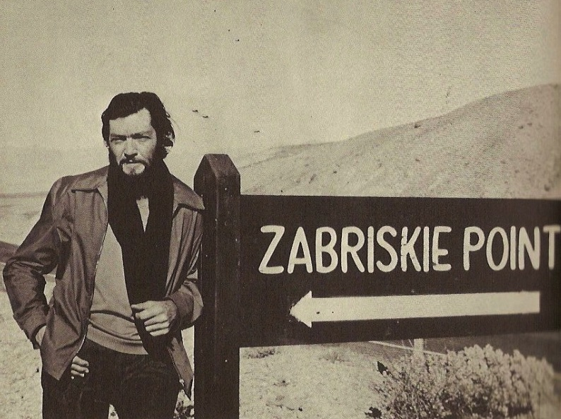 Death Valley, 1975  (From the personal collection of Julio Cortazar)