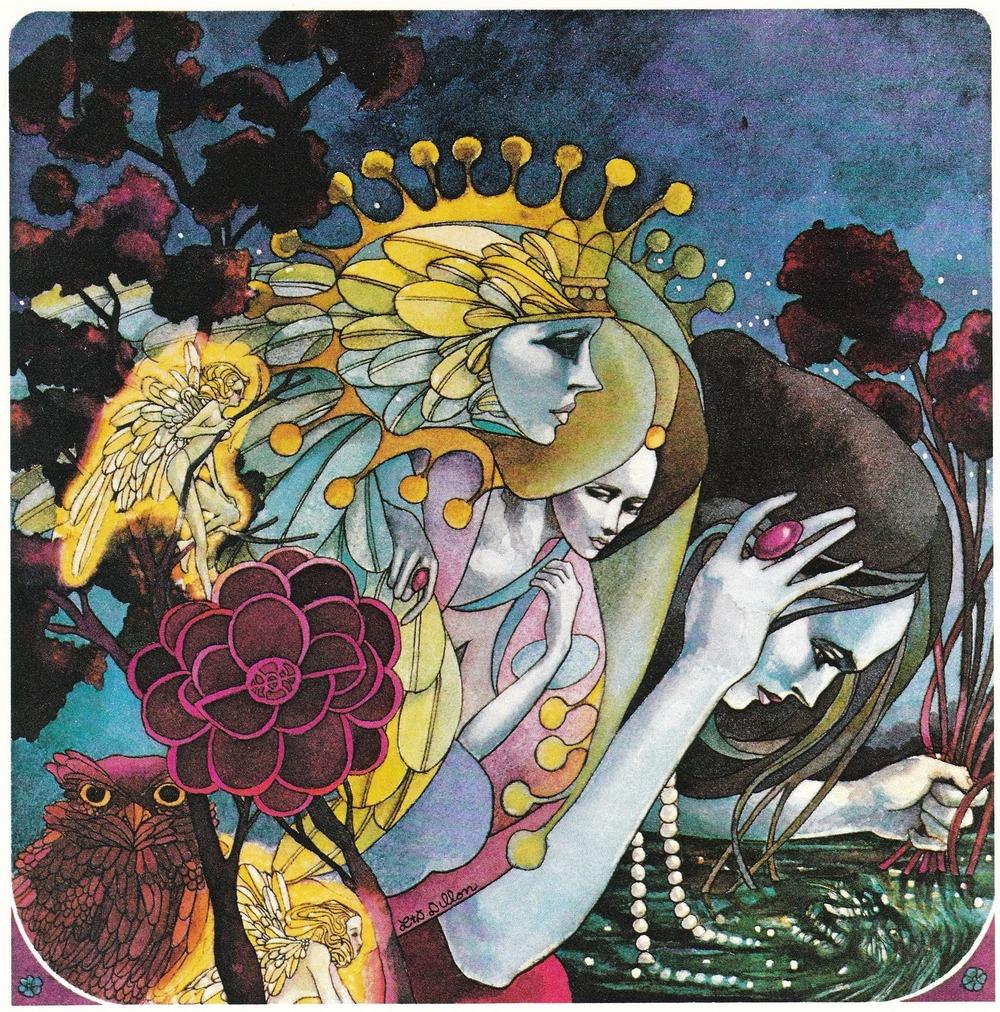 Queen Xixi of Ix L. Frank Baum Caedmon Records, 1977.jpg