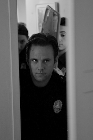 Andy Gates as Officer Hummel