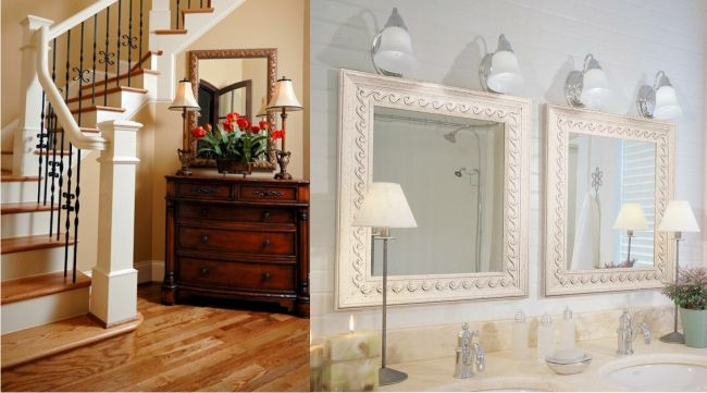 Specialty Custom Mirror Framing and more - Just ask.  We can do it!