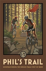 Bend Oregon Posters