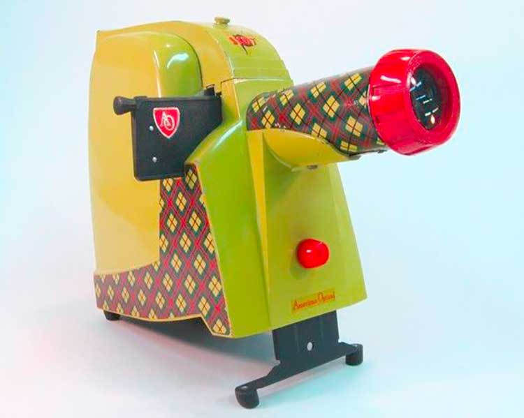 Vintage Slide Projector - Circa 1950's