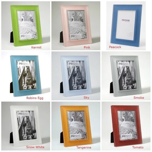 Prisma Seamless 5x7 inch Photo Frame with Free 5x7 inch Digital ...