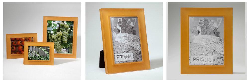 Prisma Seamless 5x7 inch Photo Frame with Free 5x7 inch Digital ...
