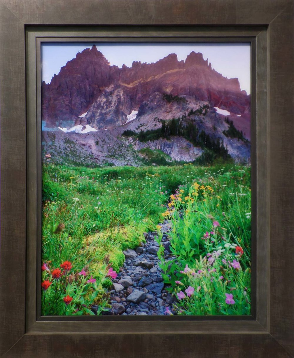 Image by James Parsons of Extreme Oregon - Custom Framing by High Desert Frameworks!.