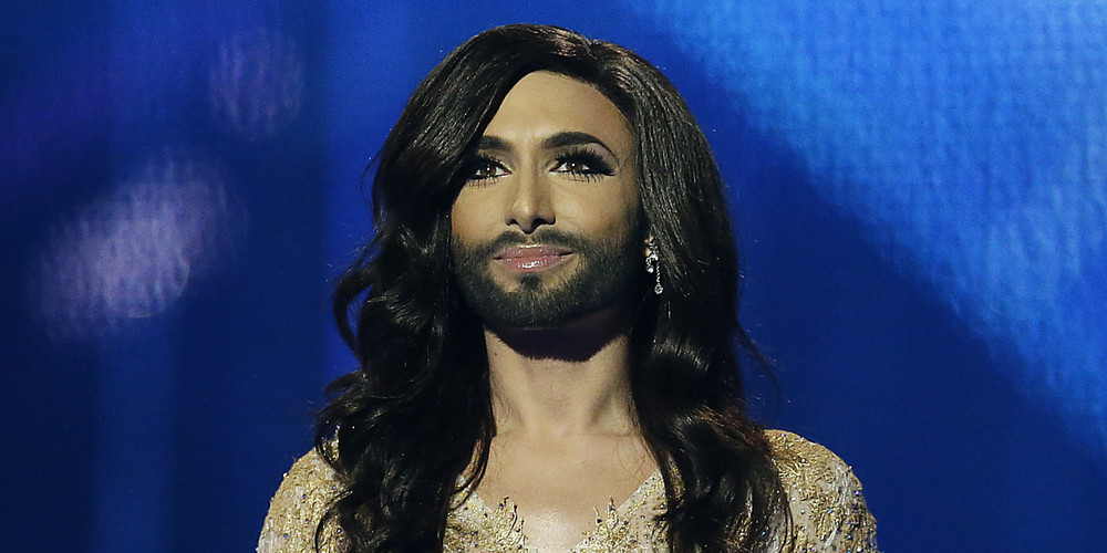 Conchita Wurst- Euroovision 2014 winner