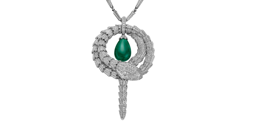 Serpenti Pendant