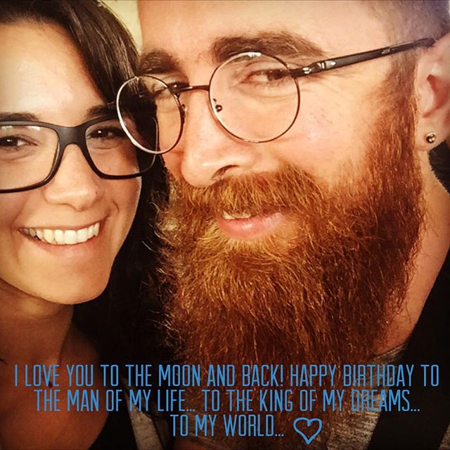 Happy birthday my love!:) #love #birthday #myworld