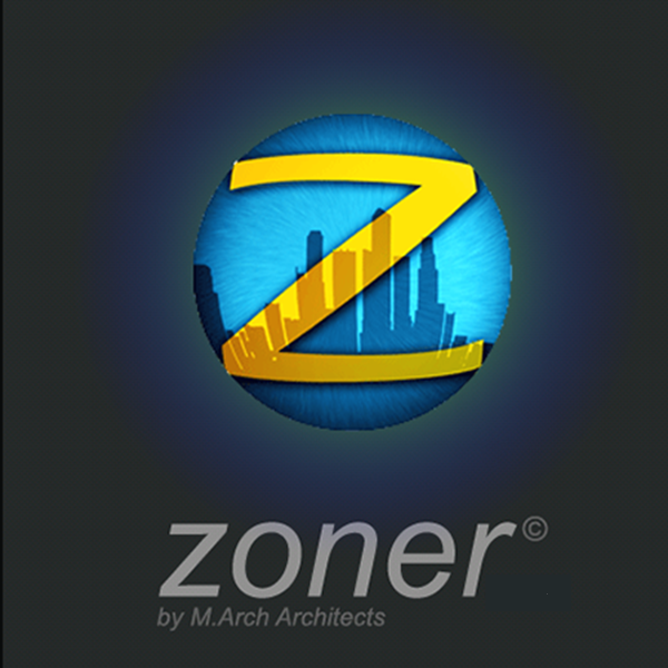 Zoner, copyright M.Arch Architects