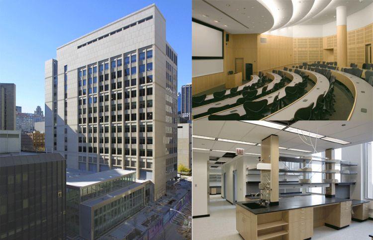Northwestern University Medical Research Center    New York, NY