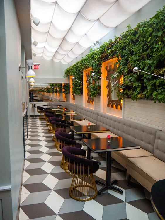 Lombard Hotel Restaurant - Harolds    New York, New York
