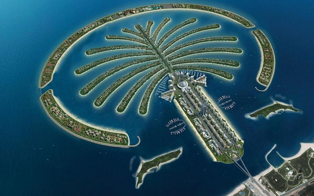 Palm Island Emerald Palace Hotel and Condominiums    Dubai