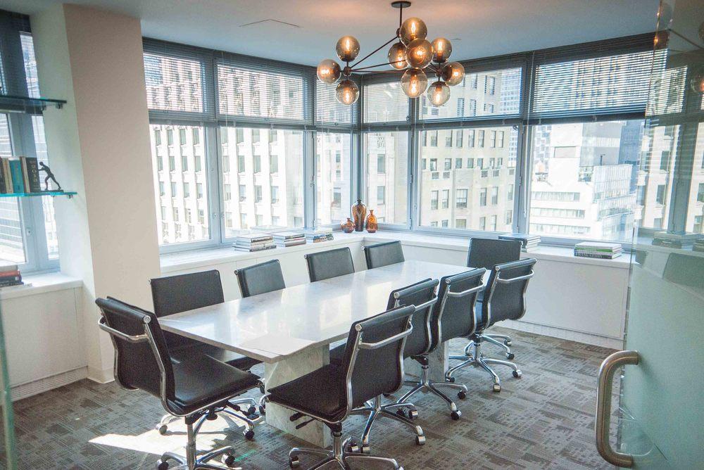 Executive Office for Nestseekers International    New York, New York