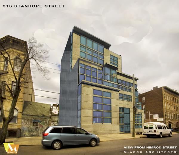 Stanhope Street    Brooklyn, NY