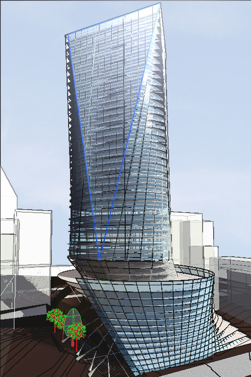 New york 435 west 33rd st ft floors skyscraperpage for 1 new york plaza 33rd floor new york ny 10004