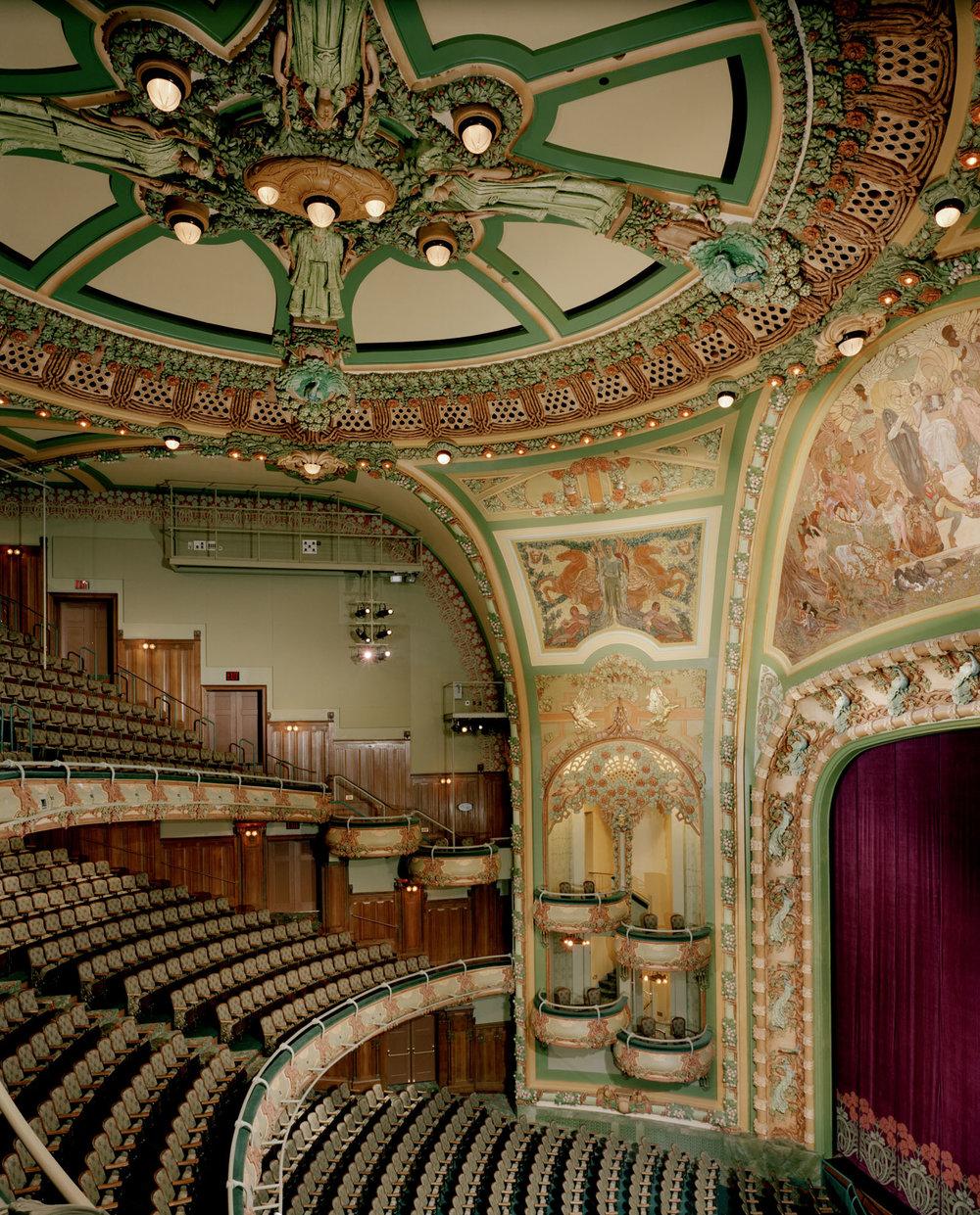 New Amsterdam Theatre    New York, NY