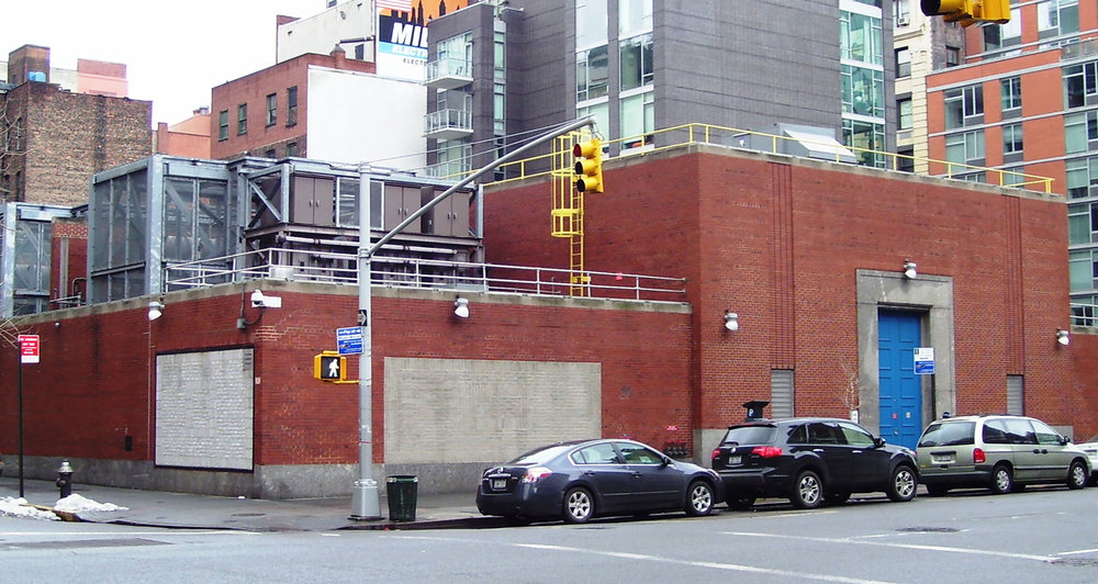Con Edison substation