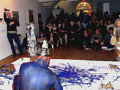 'Indifferentia' 2008, NYU Steinhardt, NYC