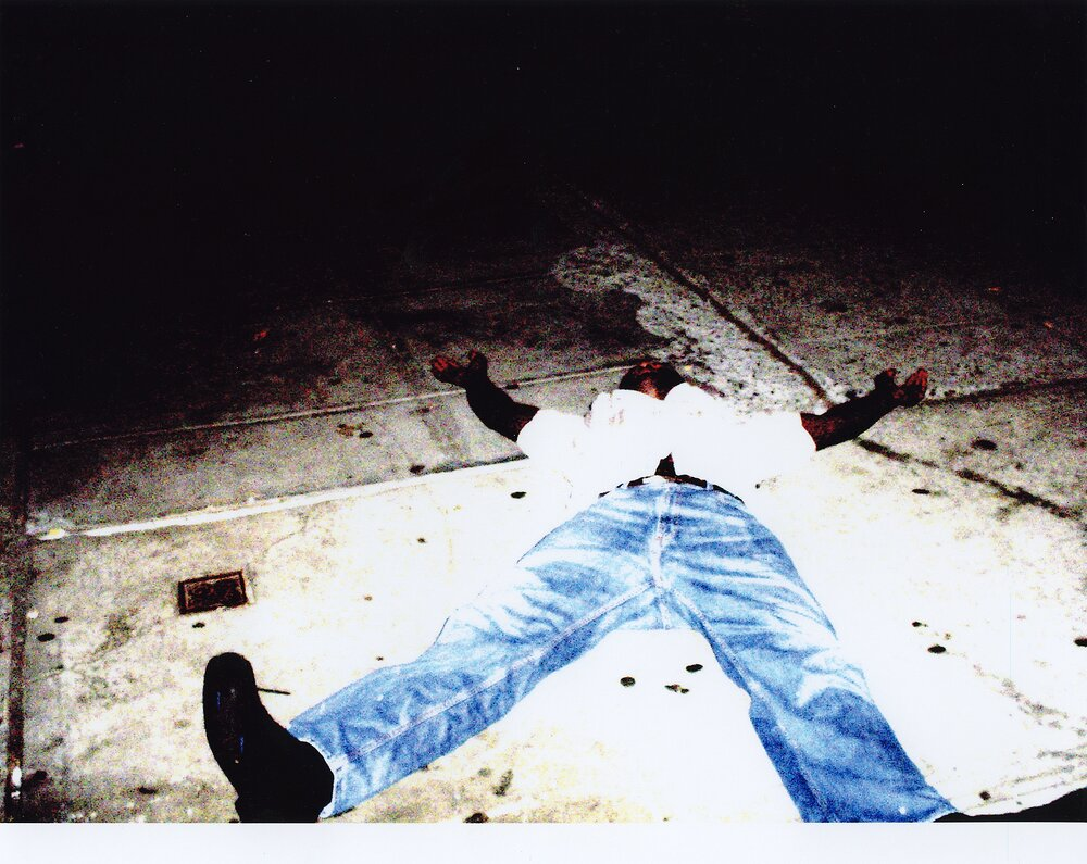 Dead Man, 435 Park Avenue, New York City, NY, USA (2005)