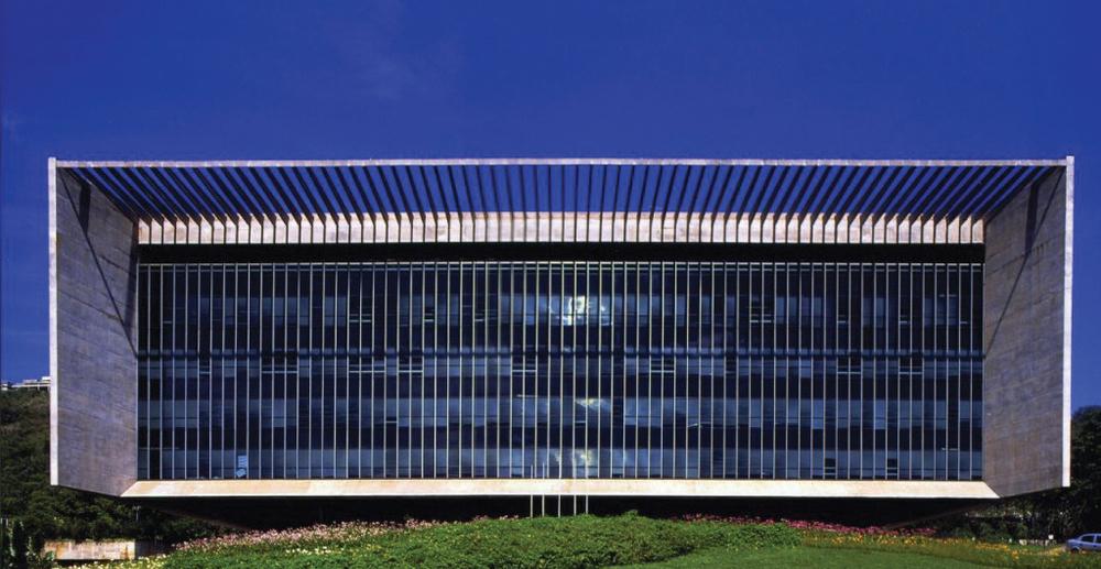 Sede Usiminas | Designed by Farkasvolgyi Arquitetura