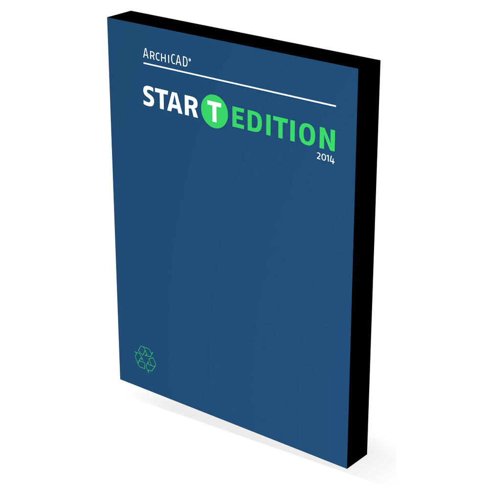 ArchiCAD Star(t) EDITION 2015 rice: 1500€