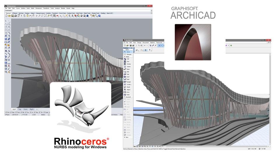 Guggenheim Helsinki Design Competition Entry by Nikken Sekkei