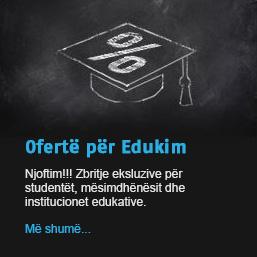 Ofertë pë Edukim