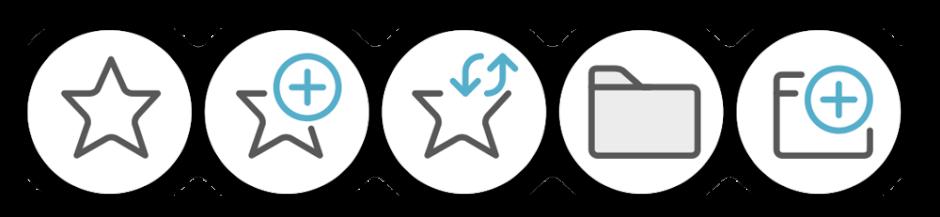 """Graphical Favorites Vegla e re """"Favorites"""" e bën më të shpejtë punën e përditshme nëzhvillimin e projektimit duke ofruar asistencë vizuele me parametrat e elementeve të ruajtura dhe në mënyrë automatike i gjeneron pamjet e tyre 2D dhe 3D me ngjyra - e disponueshme për çdo vegël. -Vegla e re """"Favorites"""" jo vetëm që i ndihmon BIM Menagjerëve në krijimin e parametrave dhe fuqizimon krijimin e """"Office Project Template"""", por edhe e shpejton punë e përditëshme në zhvillimin e projektit. -""""Favorites"""" mund të organizohen sipas nevojës, në struktura hierarkike të dosjeve duke përdorur metodën Drag&Drop për qasje më të lehtë; selektimi e disa elementeve përnjëher gjithashtu është e suportuar në Favorites. -""""Favorites""""të selektuar si follder apo edhe si elemente individuale mund të importohen dhe të eksportohen në formate të ndryshme që të na mundësoj mirëmbajtjen më të lehtë të""""Office Standards"""" ndërmjet projekteve."""