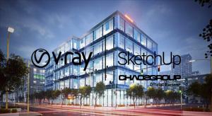 V-ray 3.6 për SketchUp - Lansohet verzioni i fundit tëV-RAY 3.6 për SKETCHUP