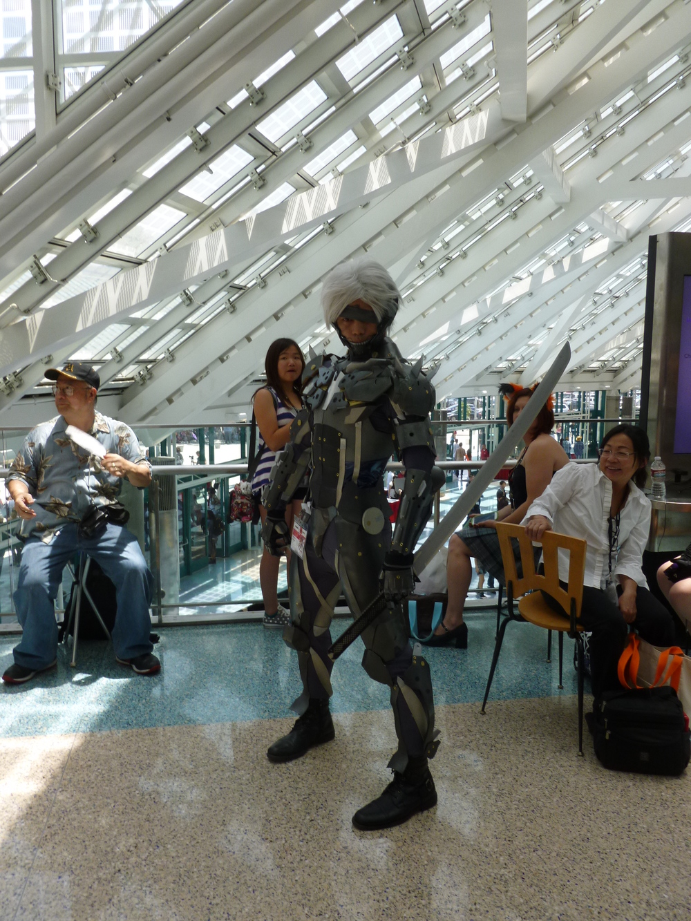 Some dude dressed as Raiden.JPG