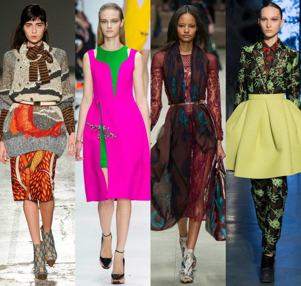 Stella Jean, Dior, Burberry, Kenzo