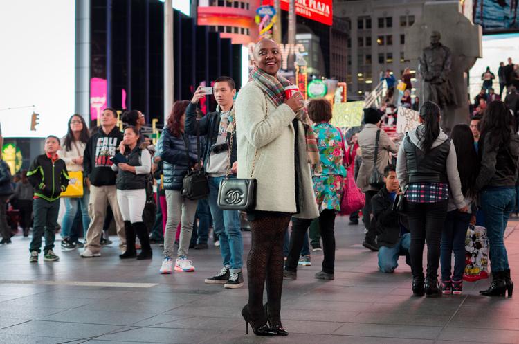 November 2015 - NEW YORK CITY - THE MOVE
