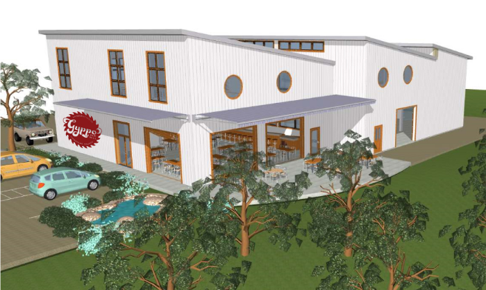 Tim Royer of Royer Building and Design created this 3D Renderings from our blue prints.
