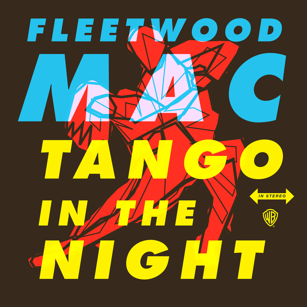 "Fleetwood Mac ""Tango in the Night"""