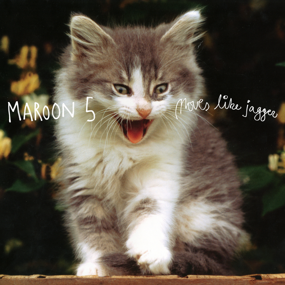 "Maroon 5 ""Moves like Jagger"""
