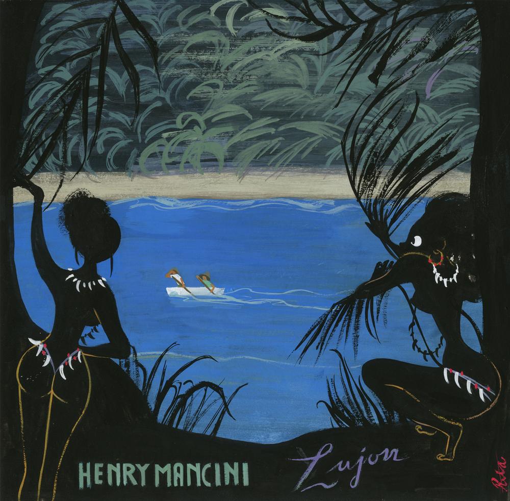 "Henry Mancini ""Lujon"""