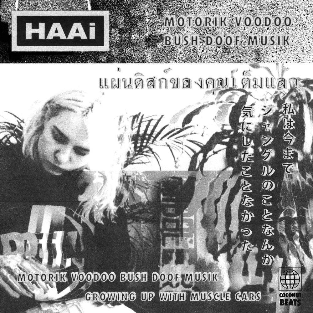 HAAi: Motorik Voodoo Bush Doof Musik (Coconut Beats)