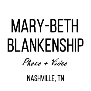 Mary-Beth Blankenship - Photographer