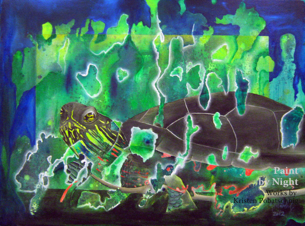 Mapping our Existence Through the Turtle /  Painted Turtle