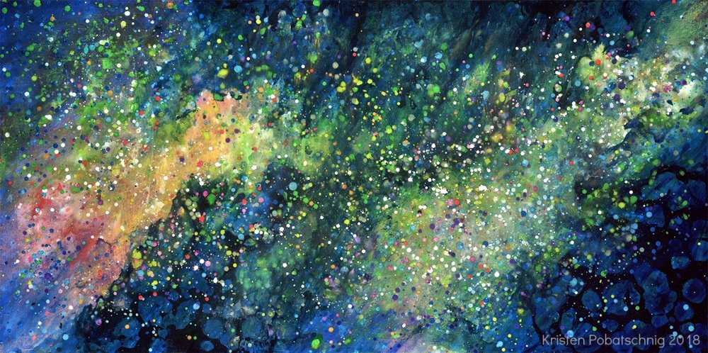 The Light That Can Be Heard (Aurora Borealis)