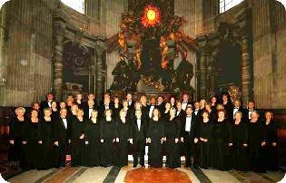 TMC at St. Peter's Basilica Rome Italy 2007.jpg