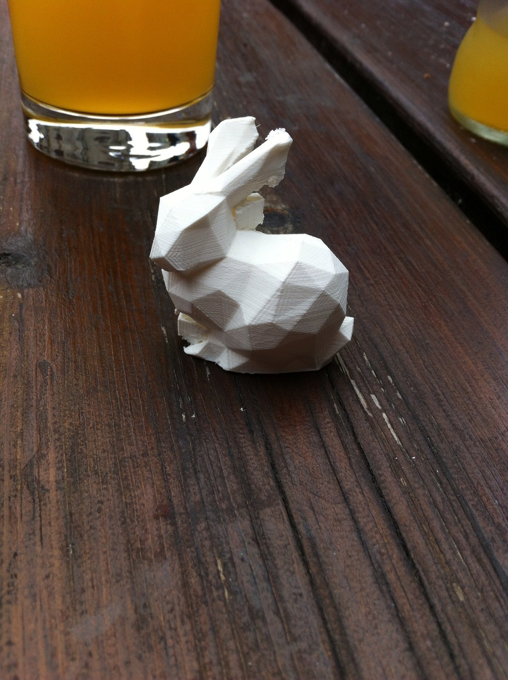 Polygon bunny!