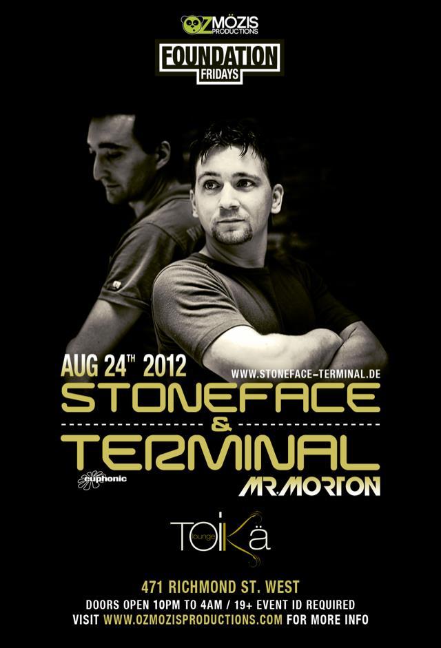 Stoneface & Terminal at Toika