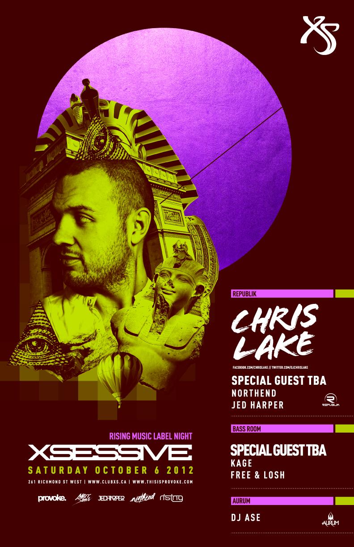 Chris Lake at XS Toronto